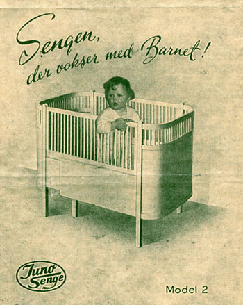 Juno Sengen - Sengen der vokser med barnet!